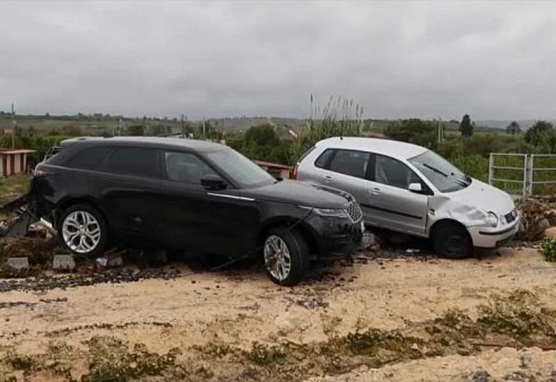 Наводнение на Сицилии: есть жертвы