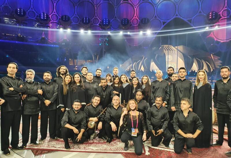 Сами Юсуф с азербайджанскими музыкантами представили грандиозный концерт в рамках Expo Dubai 2020