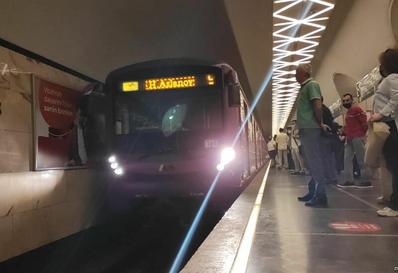 В бакинском метро созданы новые группы контроля