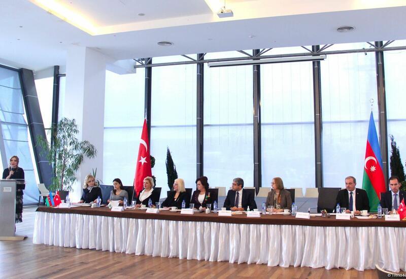 Женщины-предприниматели Азербайджана и Турции расширяют сотрудничество