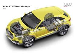 Audi придумала смешное название для своего нового кроссовера - ФОТО