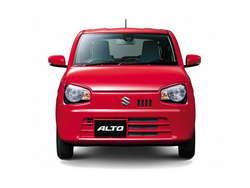 Suzuki рассекретила новую вариацию Alto - ФОТО