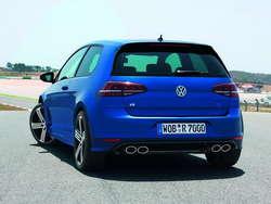 Владельцы VW Golf R смогут записывать телеметрию на гоночной трассе - ФОТО