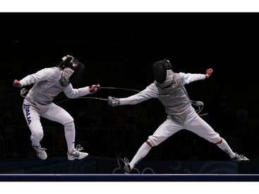 Youth Olympics Day 3 - Fencing