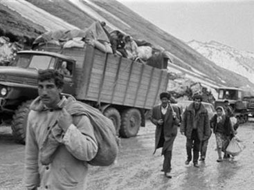 Так громили азербайджанцев в Армении