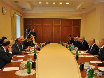 Обсужден потенциал сотрудничества между Катаром и Азербайджаном
