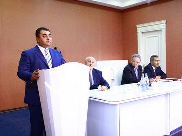 """Вугар Алиев: """"В Азербайджане сформированы сильные медиа"""" - ФОТО"""