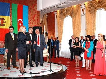 В Молдове отметили День Республики Азербайджана - ФОТО