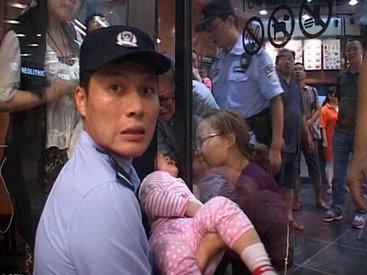 Этот инцидент в Китае поднял всех на ноги - ФОТО