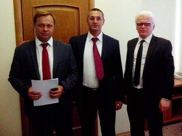 Азербайджанец избран в совет при губернаторе Нижегородской области - ФОТО