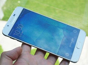 Samsung представила свой самый тонкий смартфон - ФОТО