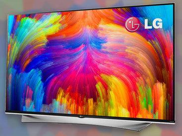 Samsung, LG и Sony выпустят в 2015 году необычные телевизоры