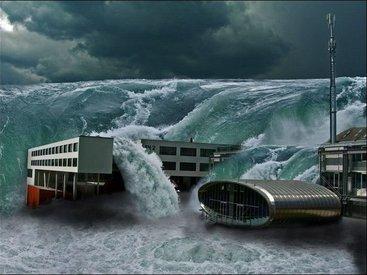 Ученые составили расписание второго Потопа. Кто первый?
