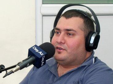 """Азербайджанский телеведущий: """"Можешь прославиться как бесстыдный человек…"""""""