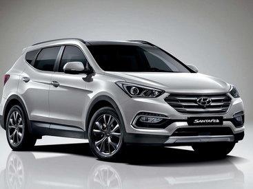 Hyundai представил обновленный Santa Fe - ФОТО