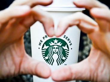 Почему Starbucks так сильно любят - ФОТО