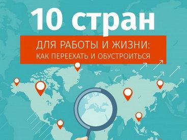 10 стран для работы и жизни: как переехать и обустроиться - ФОТО