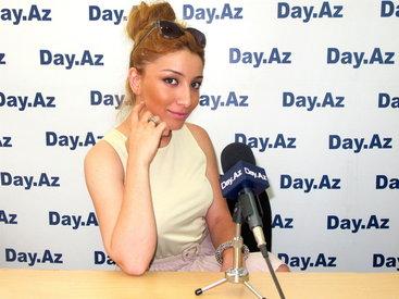 Азербайджанская певица готовится стать номером один