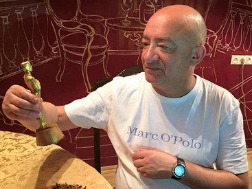 """Известный режиссер из России: """"Меня новый Баку покорил"""""""