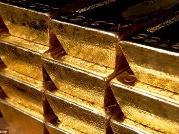 В Азербайджане дорожают золото и серебро