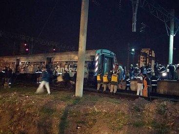 В Аргентине поезд въехал в локомотив: десятки пострадавших - ФОТО