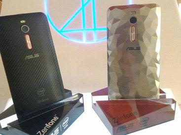 ASUS выпустила смартфон с 256 ГБ встроенной памяти
