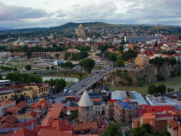 """""""Фотоклуб Day.Az"""": Неповторимое очарование Тбилиси - ФОТОСЕССИЯ"""