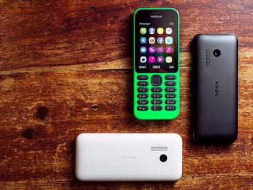 Microsoft представил бюджетный Nokia