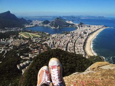 Лучшие смотровые площадки в 10 красивейших городах мира - ФОТО