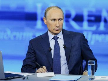 Кремль: Путин не звонил Элтону Джону