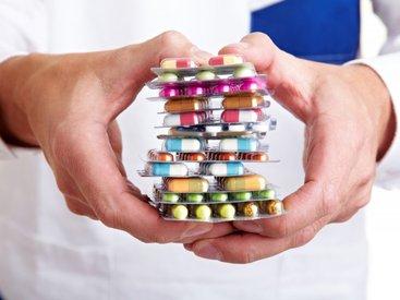 Российские лекарства азербайджанского производства