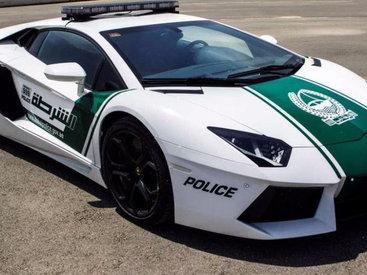 16 самых быстрых полицейских автомобилей в мире - ФОТО