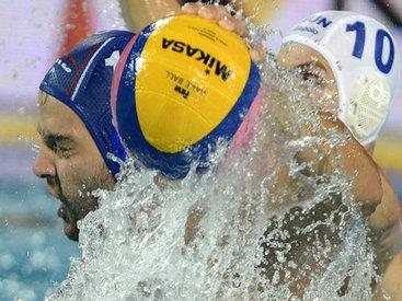 Четвертый день Евроигр: завершились матчи по водному поло - ОБНОВЛЕНО - ФОТО