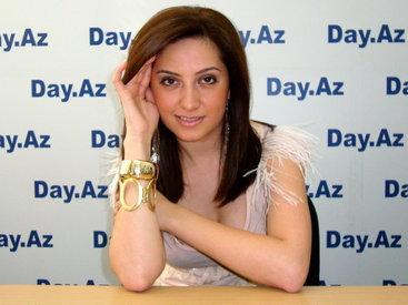 """Певица Аян: """"Она - единственная от Азербайджана, кого знают в Турции"""""""