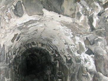 Самые древние в мире подземные дороги были построены в Гяндже
