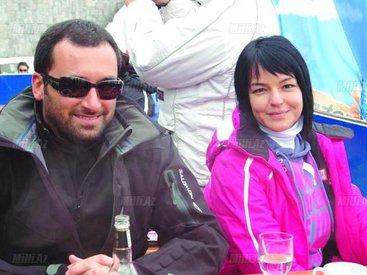 Müğənni Bengün sevgilisi Akın Altanla barışdı ? - FOTO
