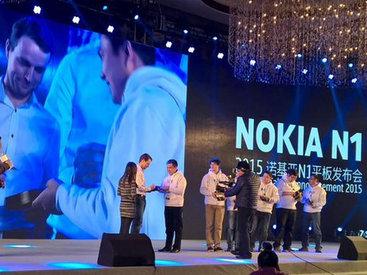 У китайцев ажиотаж из-за планшетов Nokia
