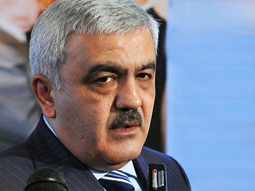 Ровнаг Абдуллаев переизбран президентом АФФА