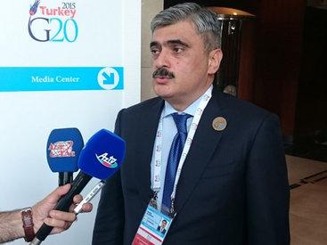 Самир Шарифов об управлении мировой экономикой - ФОТО