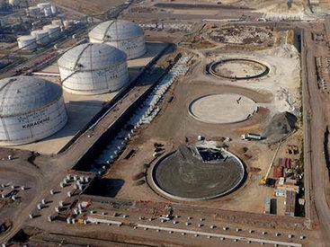 SOCAR завершает строительство порта в Турции - ФОТО