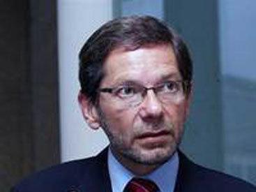 """Рейнхард Митчек: """"Азербайджанским газом можно заполнить и TANAP, и Nabucco West"""""""
