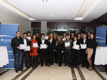 """""""Access Bank"""" и """"Qarant Sigorta"""" оказали поддержку молодежи в рамках проекта """"Школа карьеры"""""""
