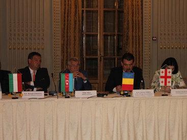 Баку, Тбилиси и Бухарест договорились по AGRI – ОБНОВЛЕНО - ФОТО