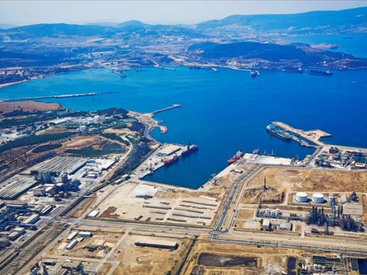 SOCAR ударил по греческим портам