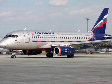 Аэрофлот объявил о вынужденной отмене рейсов в Баку