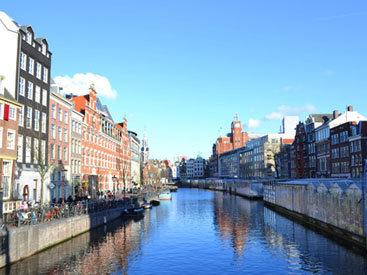 Амстердам: цветочный рай Европы – ФОТО