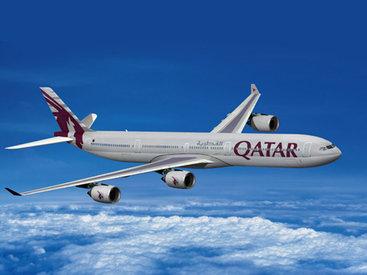 Едва не погибли пассажиры самолета Qatar Airways