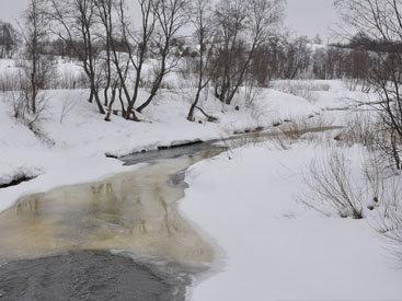 Белые пейзажи России: вот какой бывает зима! - ФОТО