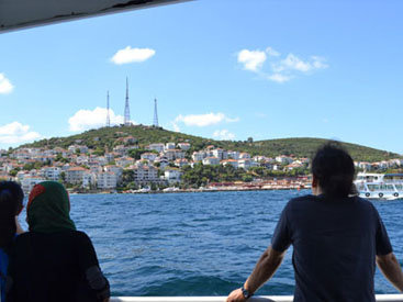 Принцевы острова: райский уголок на берегу Мраморного моря - ФОТО