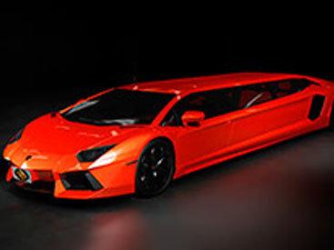Как суперкар Lamborghini Aventador превратился в лимузин - ВИДЕО